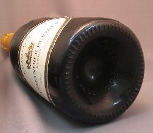 ワインの底が盛り上がっている理由
